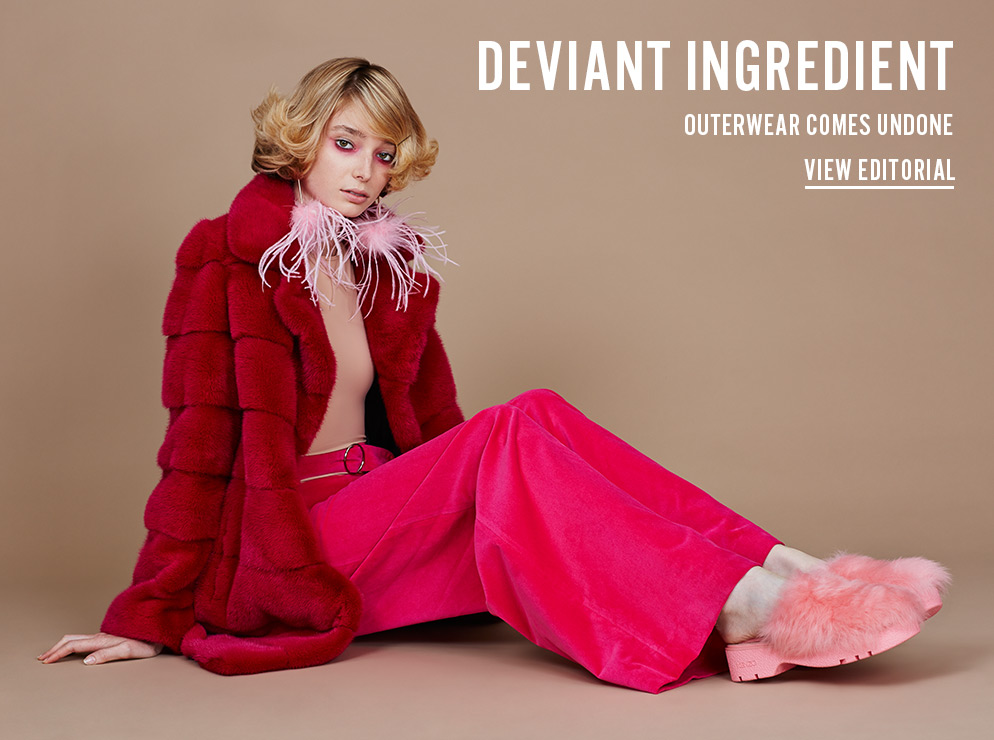 Deviant Ingredient - View Editorial