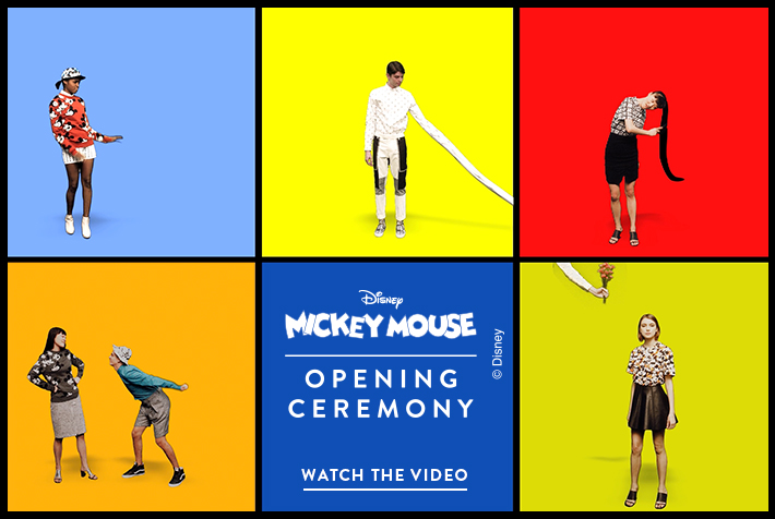 Mickey Mouse / Opening Ceremony - Watch the Video!