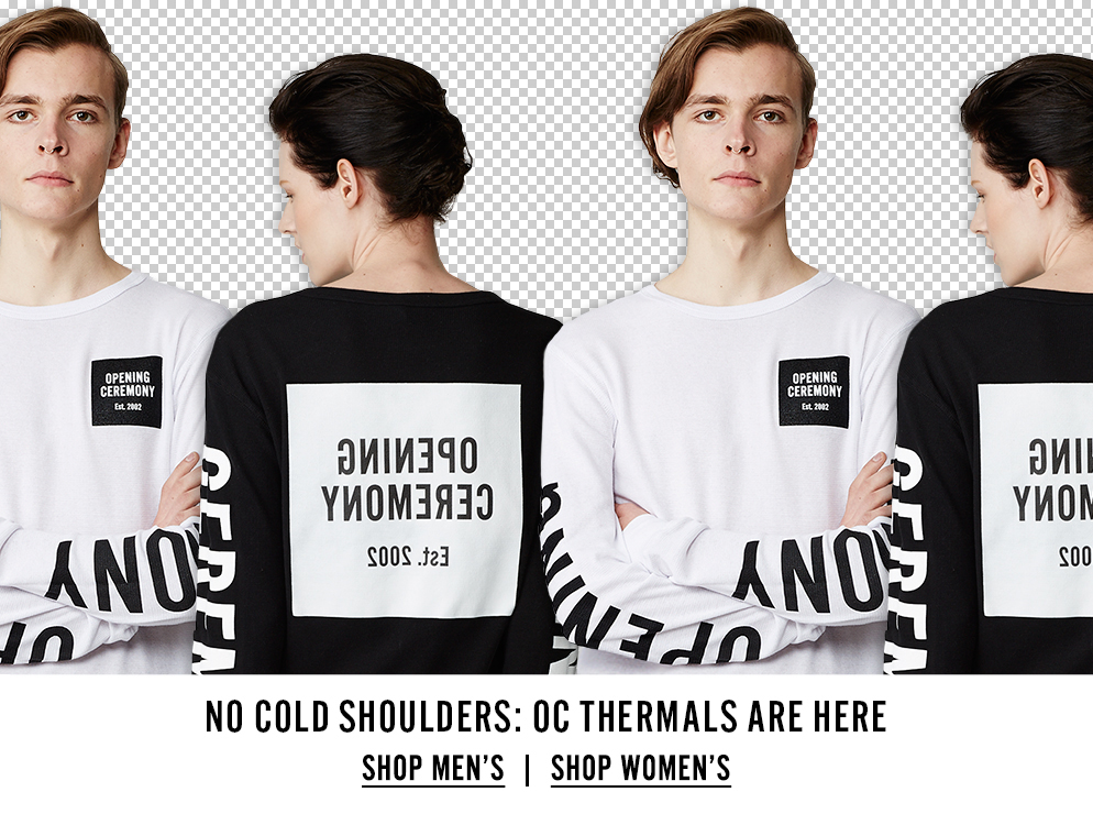 OC Thermals Are Here