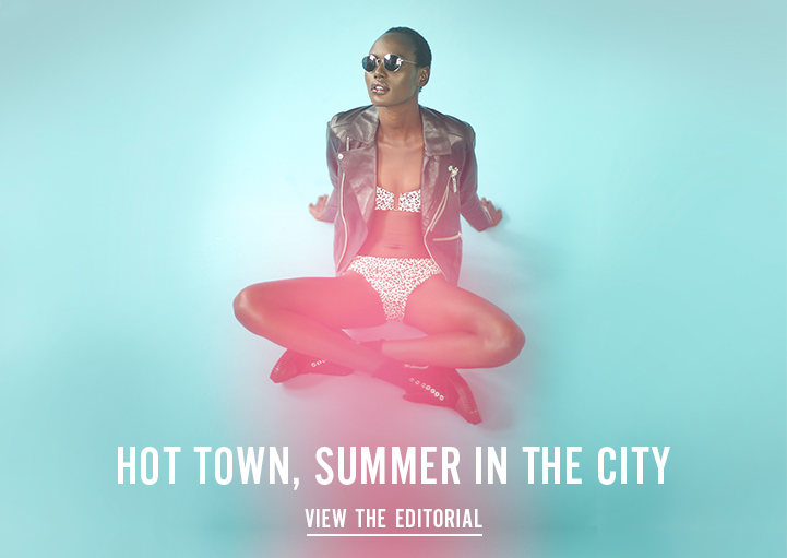 Hot Town, Summer In The City - View The Editorial