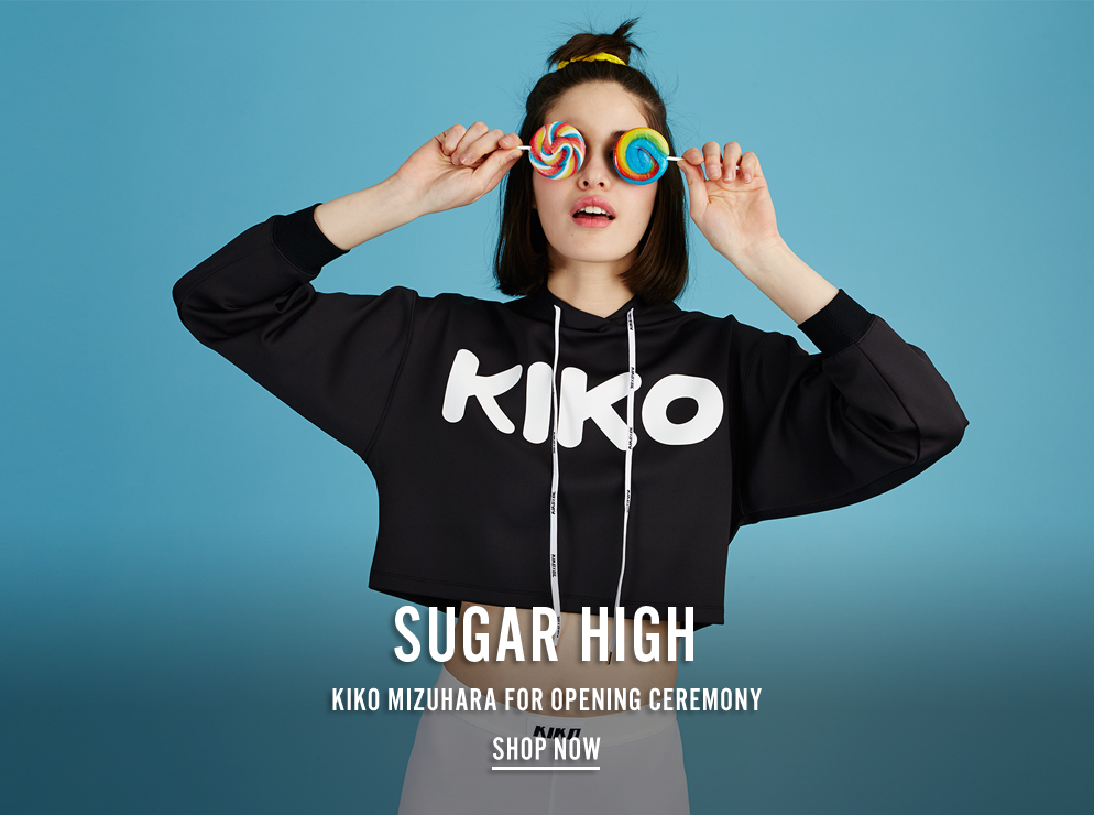 Sugar High - Kiko Mizuhara for Opening Ceremony - Shop Now
