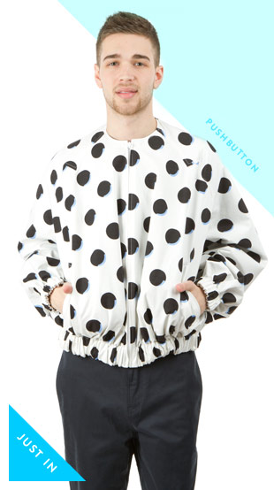Just In - pushBUTTON