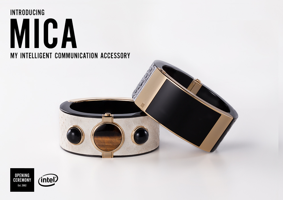 Introducing MICA - My Intelligent Communication Accessory
